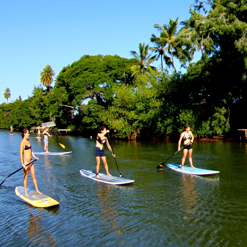 Oahu Stand Up Paddle Tours